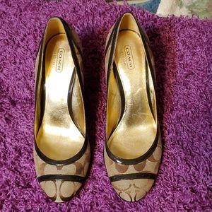 Coach Ladies KerryAnn Shoes